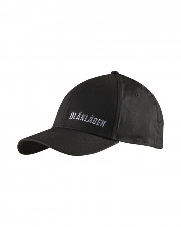 Flex fit baseball cap Svart